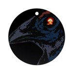 Atomic Rooster Ornament (Round)