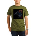 Atomic Rooster Organic Men's T-Shirt (dark)