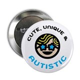 "Unique 2.25"" Button"