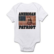 American Patriot Infant Bodysuit