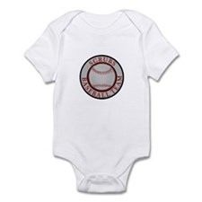 Scrubs Baseball Team Infant Bodysuit
