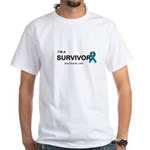 """I'm a SURVIVOR"" Men's T-Shirt"