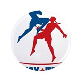 "Muay Thai 3.5"" Button (100 pack)"