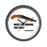 Lost Benjamin Linus Wall Clock