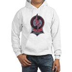 Fitchburg Police SRT Hooded Sweatshirt