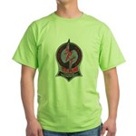 Fitchburg Police SRT Green T-Shirt