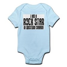 Rock Star In Western Sahara Infant Creeper