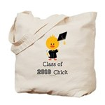 Class of 2010 Chick Tote Bag
