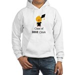 Class of 2010 Chick Hooded Sweatshirt