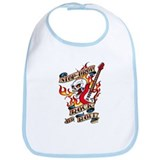 Stop n Drop/ Rock n Roll Bib