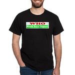 Who Would Jesus Deport Dark T-Shirt