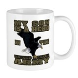 Army Hero Son Mug