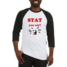 stat Baseball Jersey