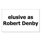 Robert Denby Rectangle Decal