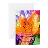 Happy Nurses Week Greeting Cards (Pk of 20)