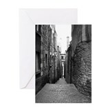 Anchor Close, Edinburgh Greeting Card