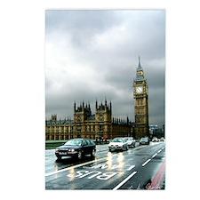 Big Ben Postcards (Package of 8)