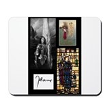 Cute Joan Mousepad