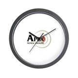 Apex Tactical Wall Clock