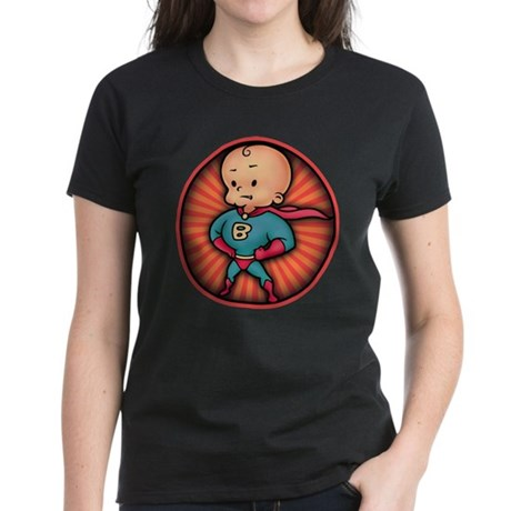 Future Hero Baby Women's Dark T-Shirt