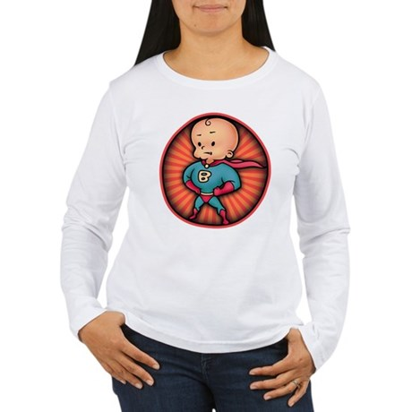 Future Hero Baby Women's Long Sleeve T-Shirt