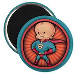 Future Hero Baby Magnet