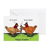 Easter Greeting Card (english version)
