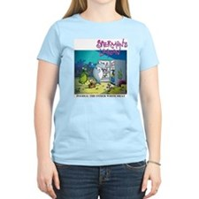 Poodle: The Other White Meat Women's Light T-Shirt