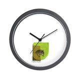 """Hello"" Wall Clock"