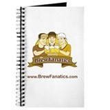 BrewFanatics Logo Journal