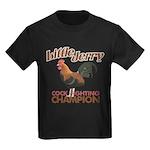 Little Jerry Seinfeld Kids Dark T-Shirt