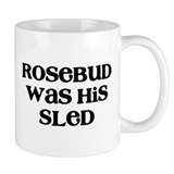 Rosebud Small Mug