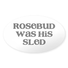 Rosebud Decal