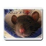 The Rat Pad (mousepad)