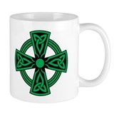 Celtic Cross Small Mug