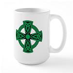 Celtic Cross Large Mug
