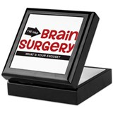 Brain Surgery Keepsake Box