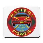 Battery Power Mousepad