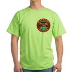 Battery Power Green T-Shirt