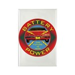 Battery Power Rectangle Magnet (10 pack)