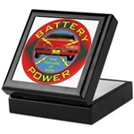 Battery Power Keepsake Box