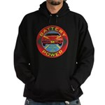 Battery Power Hoodie (dark)