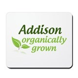 Organic Addison Mousepad