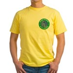 Clean and Green Yellow T-Shirt