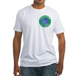 Clean and Green Fitted T-Shirt