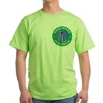 Clean and Green Green T-Shirt