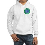 Clean and Green Hooded Sweatshirt