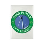 Clean and Green Rectangle Magnet (10 pack)