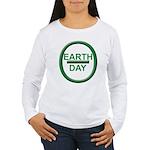 Earth Day Women's Long Sleeve T-Shirt