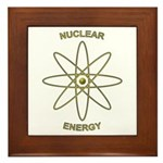 Nuclear Energy Framed Tile